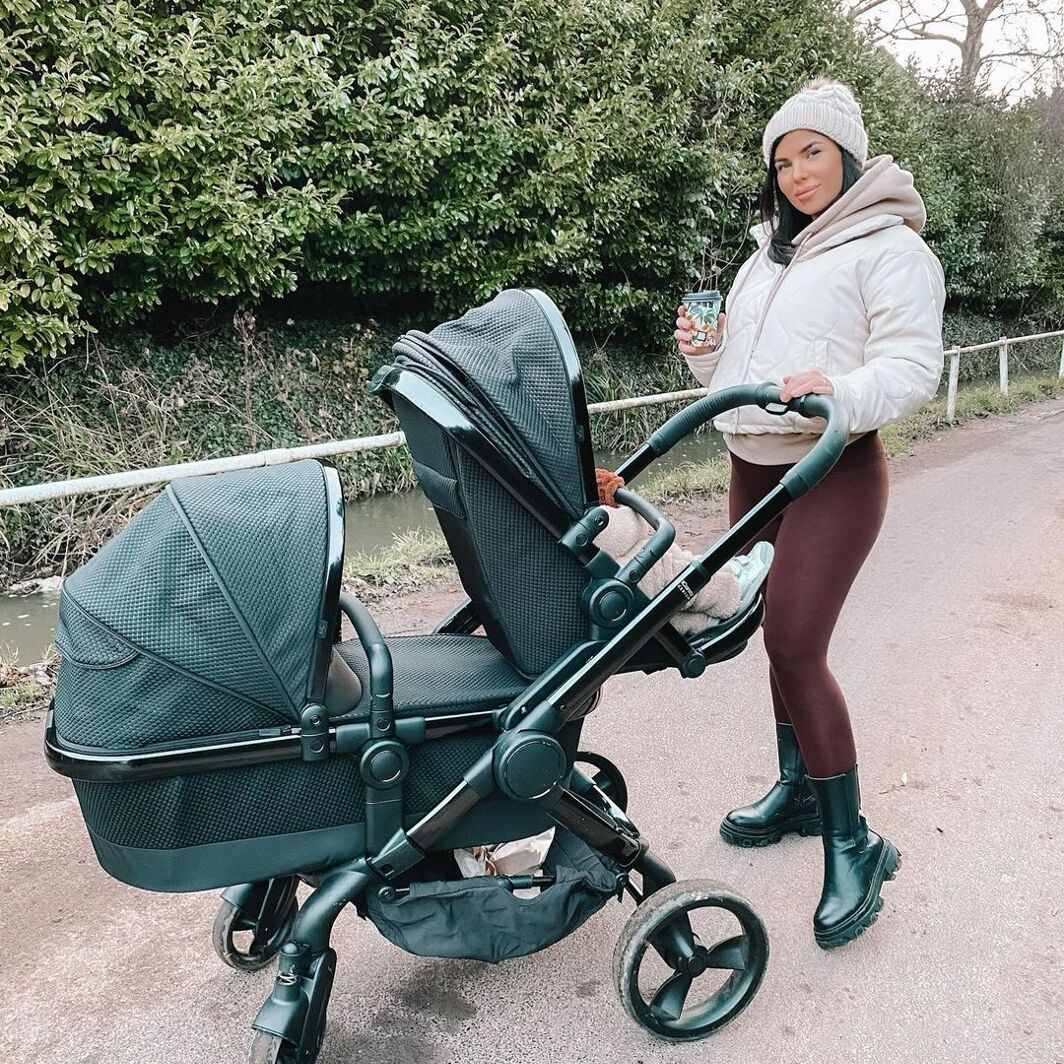 iCandy Peach Pushchair, Double