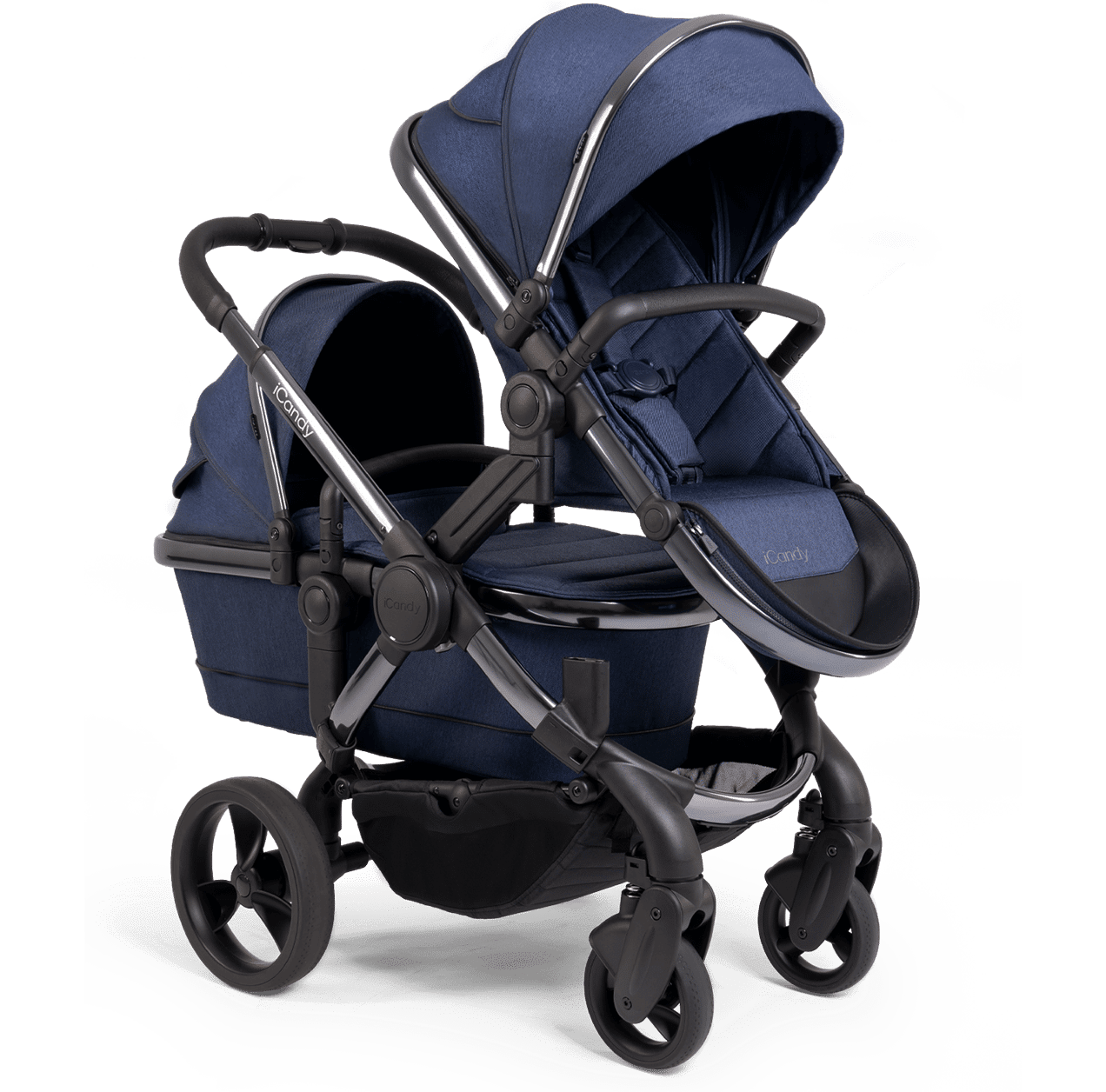 Double - Pushchair and Carrycot
