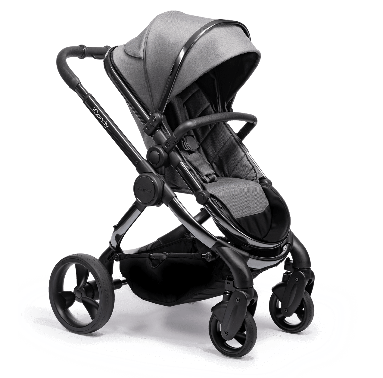 Single - Pushchair and Carrycot