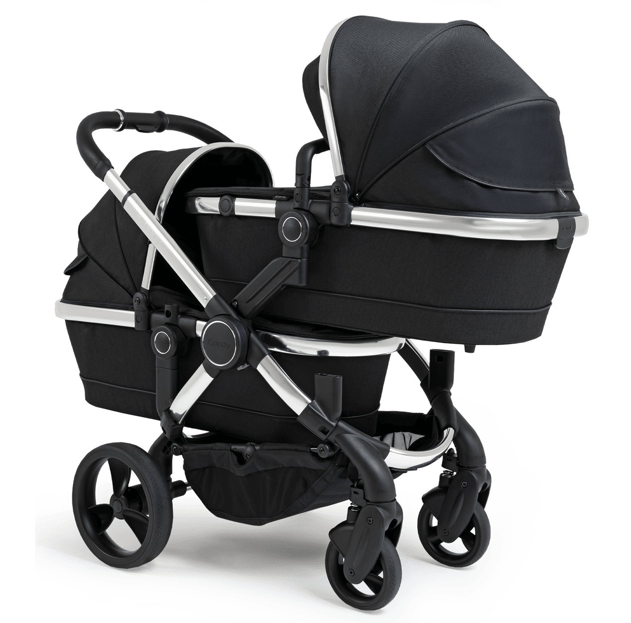 Twin - Pushchair and Carrycot