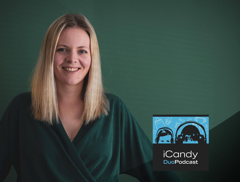 iCandy Duo Podcast - Katie Angotti