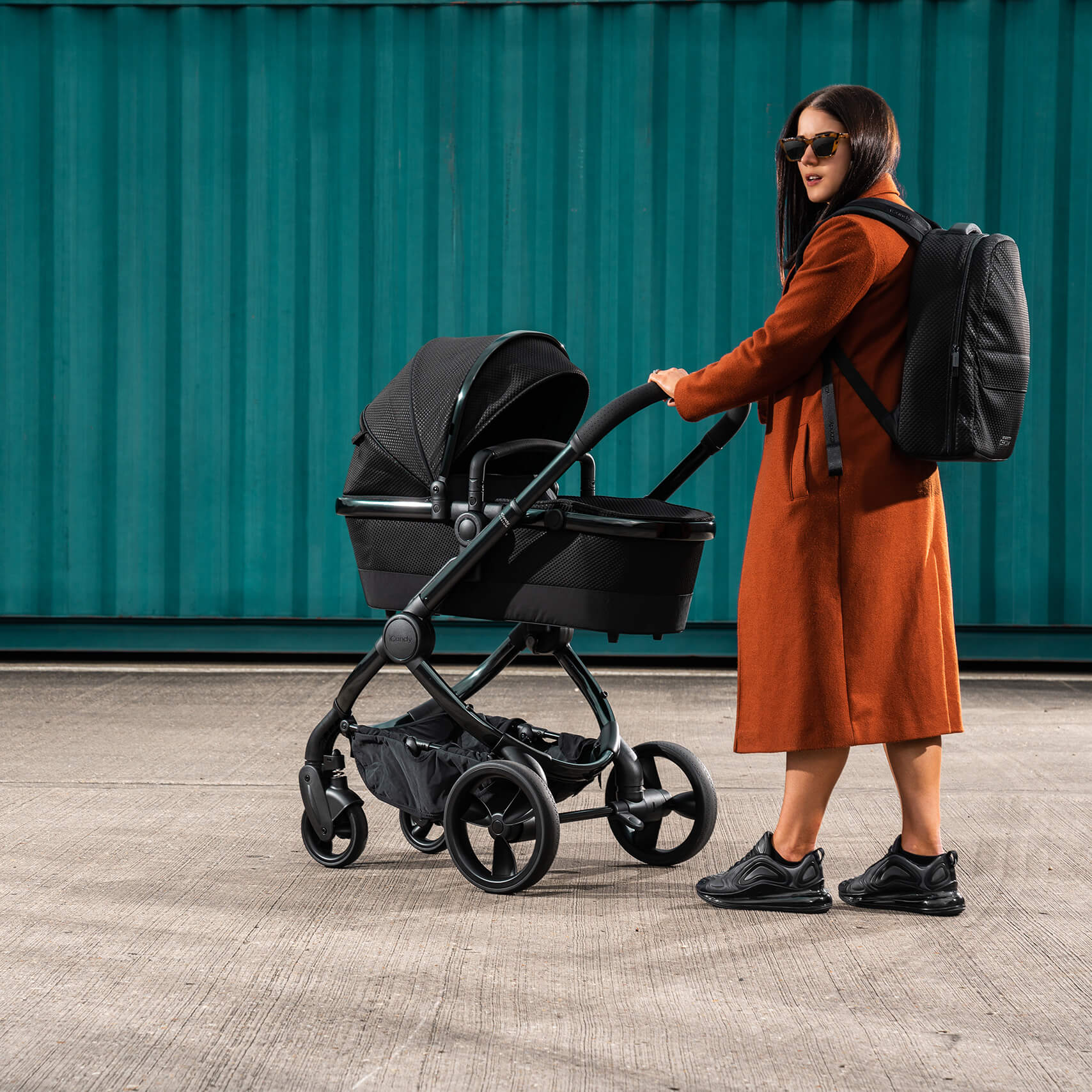 What is a pram?