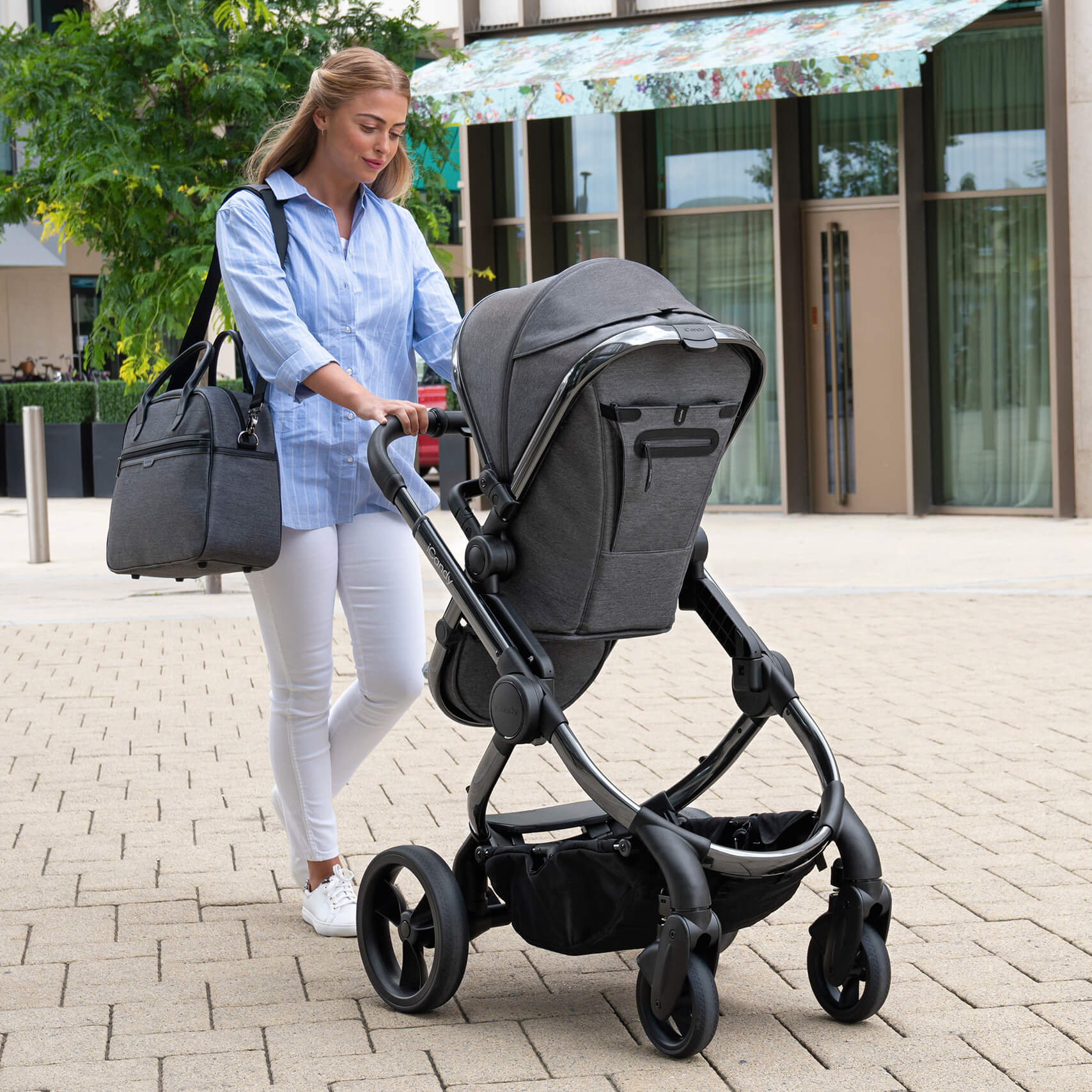 What is a pushchair?