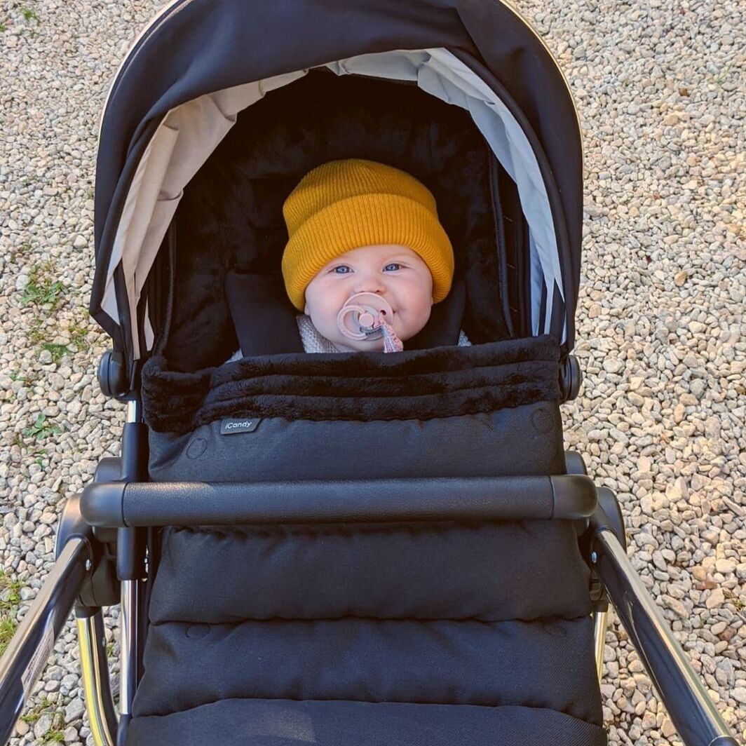 iCandy Peach Pushchair & Carrycot