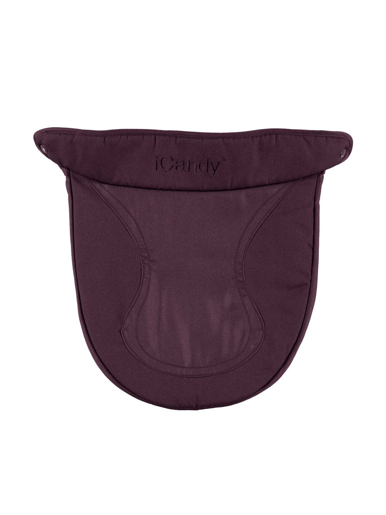 Cherry Carrycot Apron Mulberry