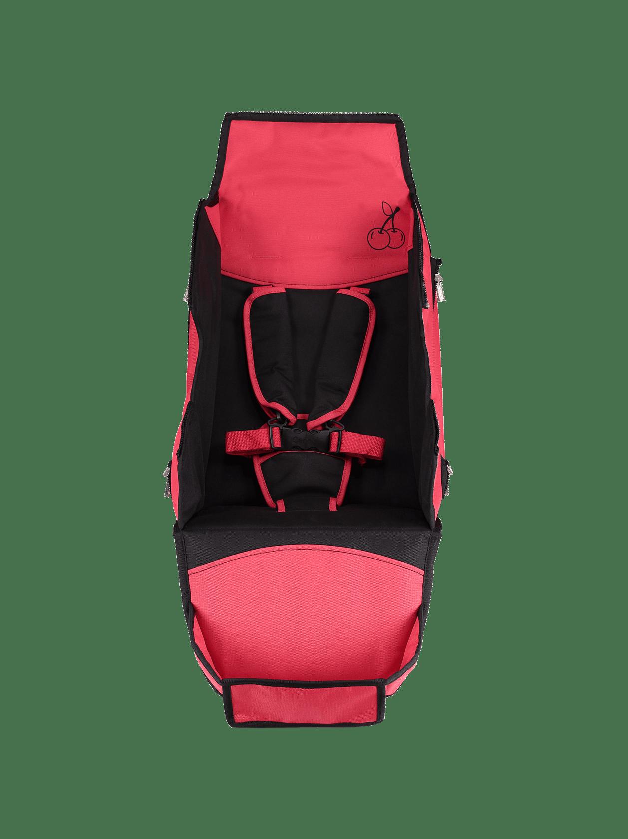 Cherry Seat Unit Fabric Liquorice