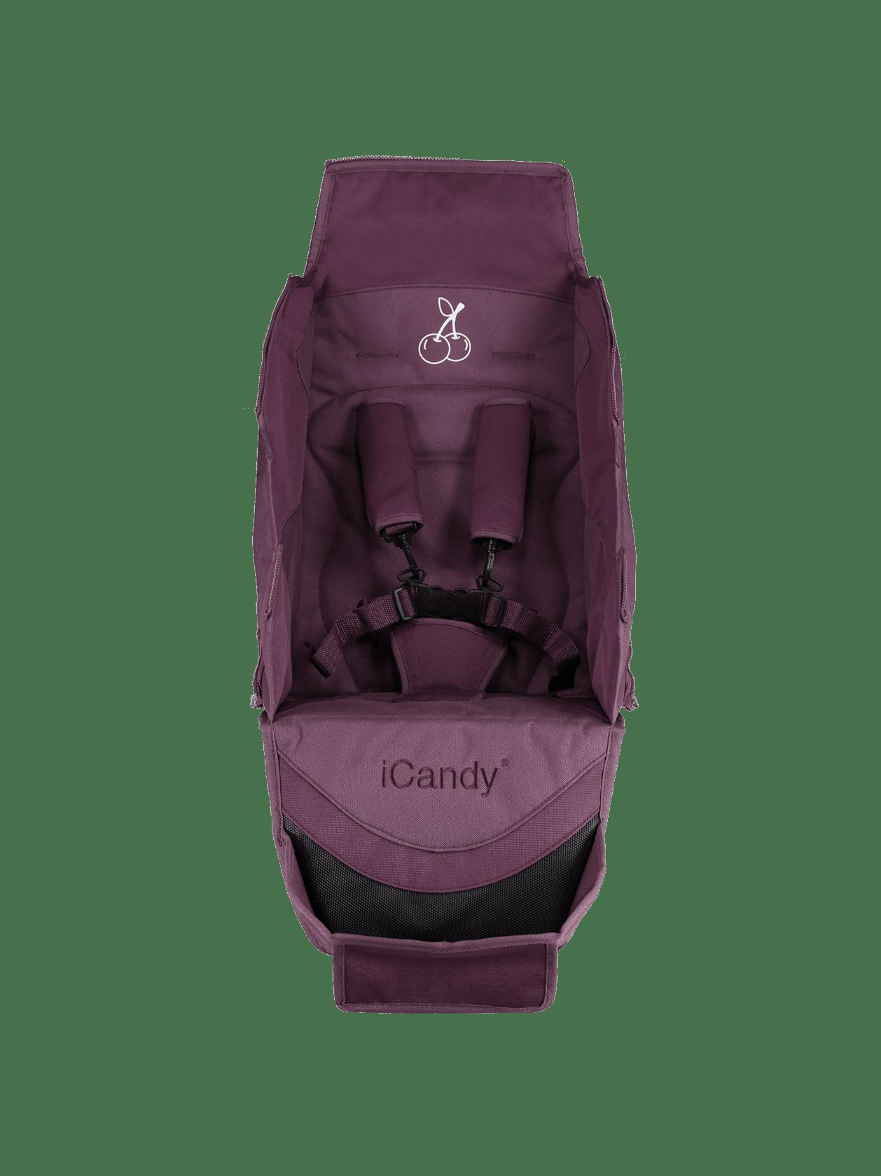Cherry Seat Unit Fabric Mulberry
