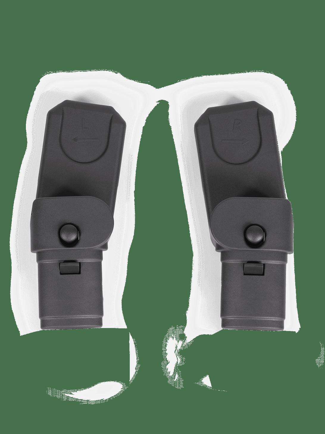 Orange Lower Car Seat Adaptors - 2021