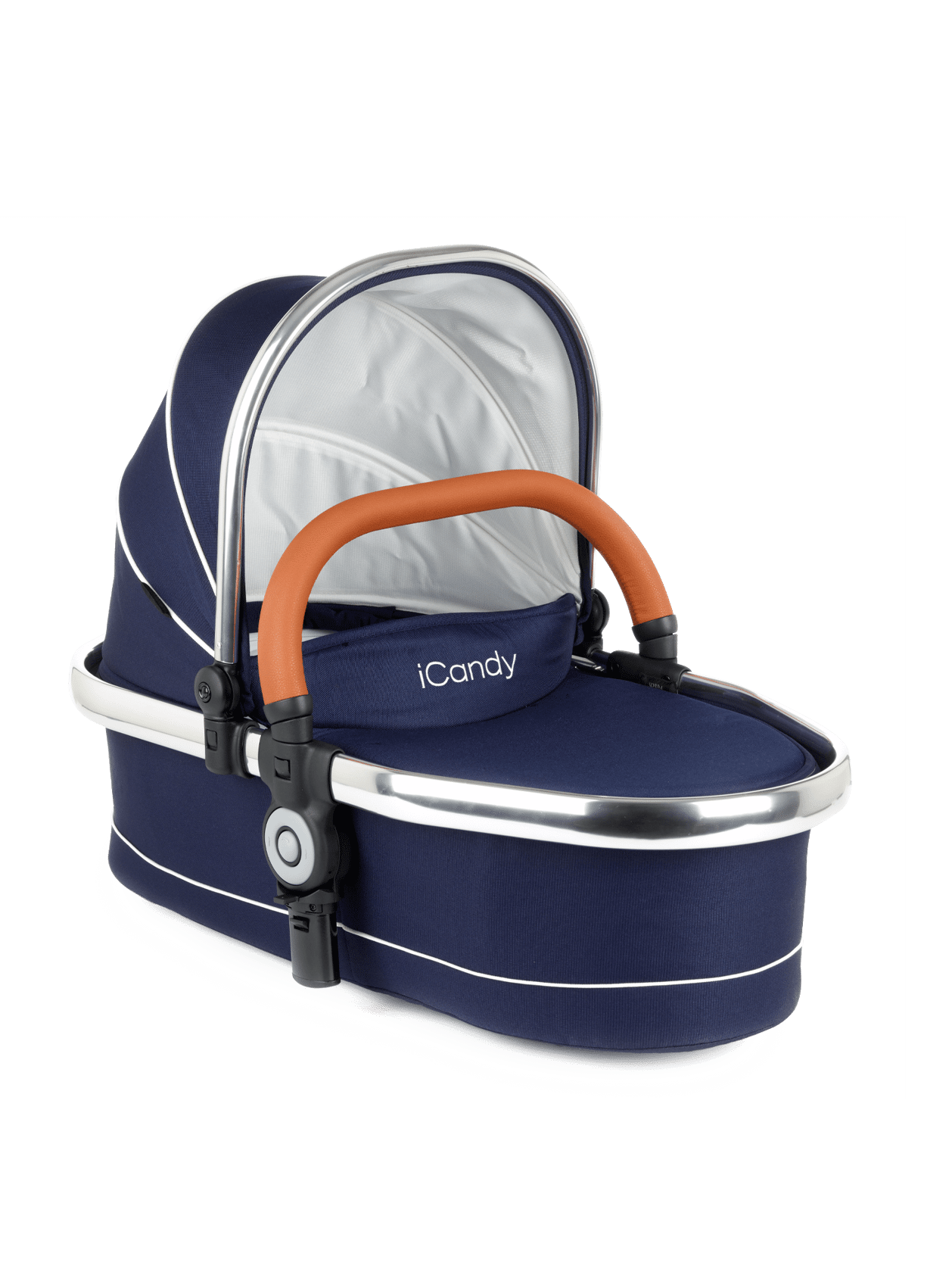 Peach Twin Carrycot Royal