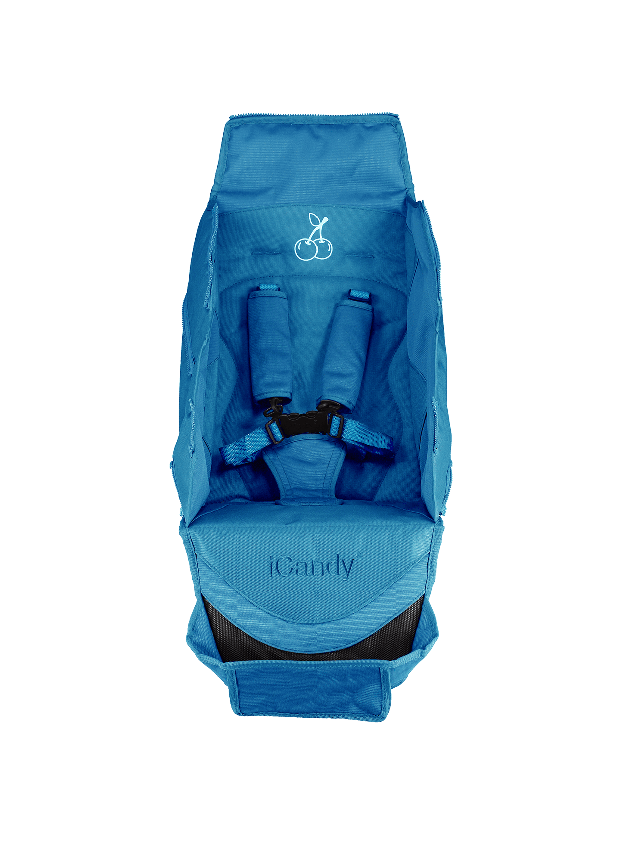 Cherry Seat Unit Fabric
