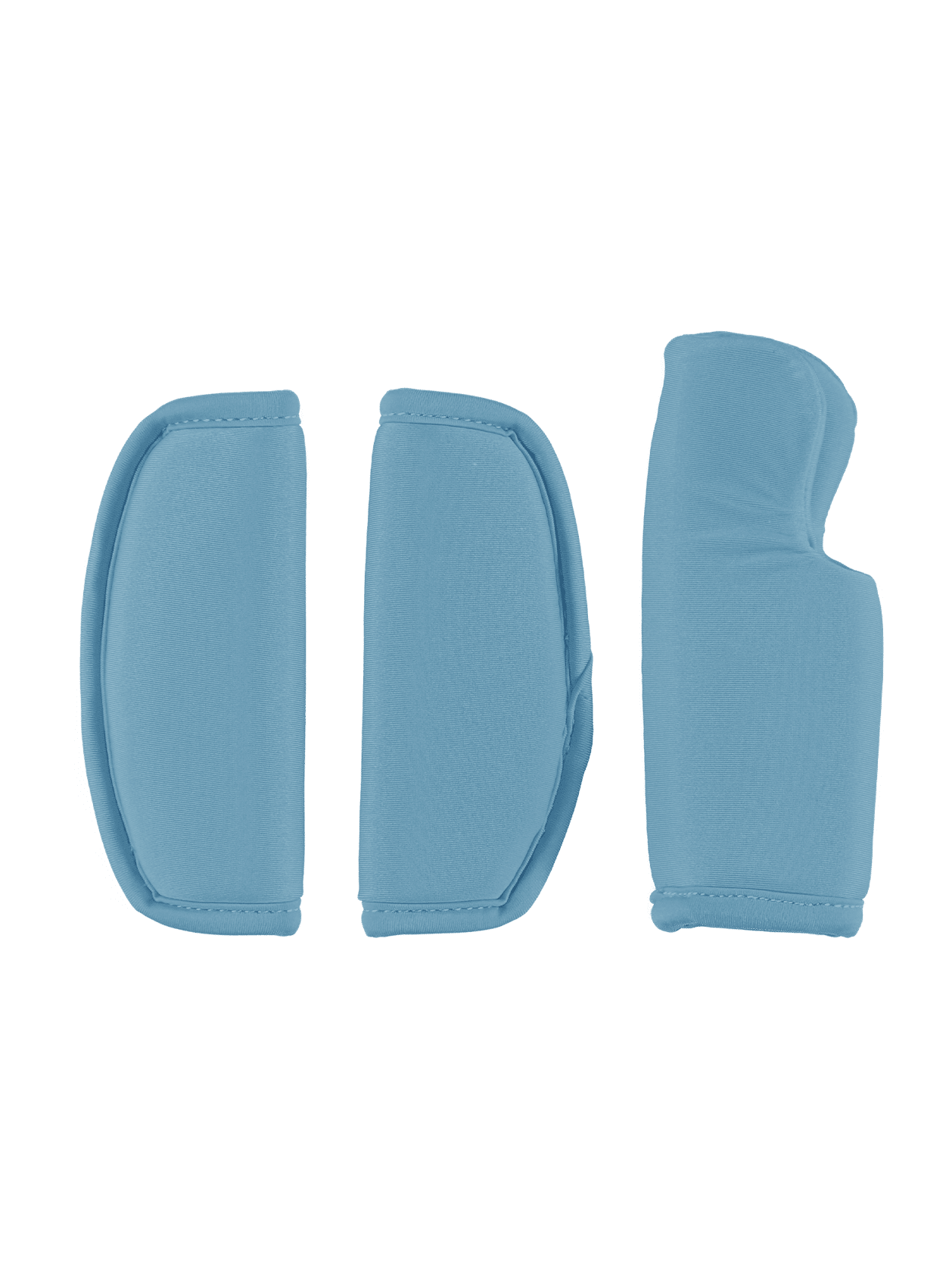 Raspberry Harness Pads - Atlantic