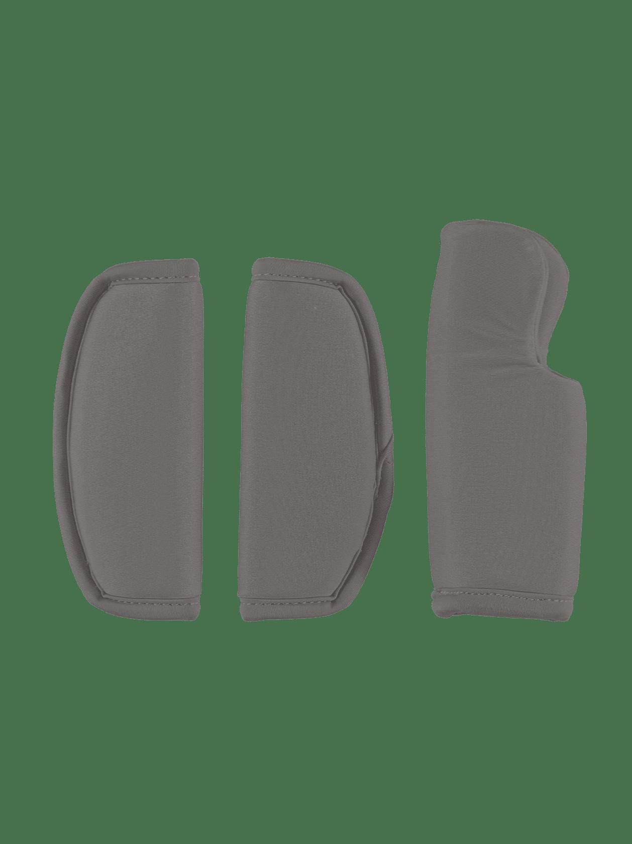 Raspberry Harness Pads