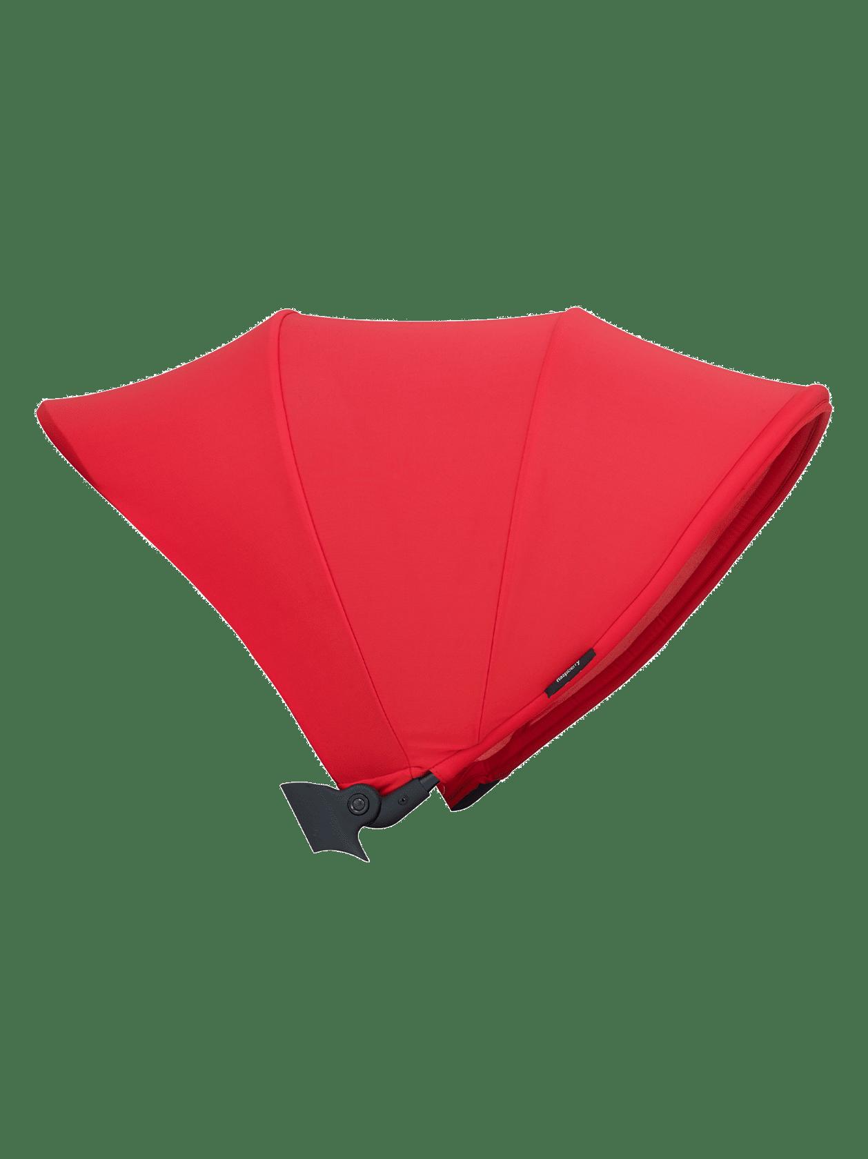Raspberry Hood - Lush Red