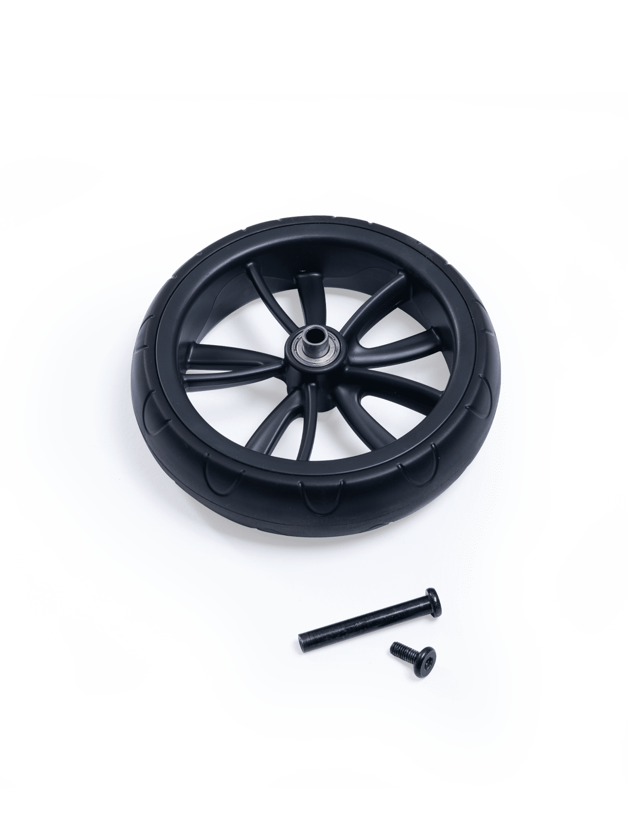 Lime 2020 Front Wheel & Fixings