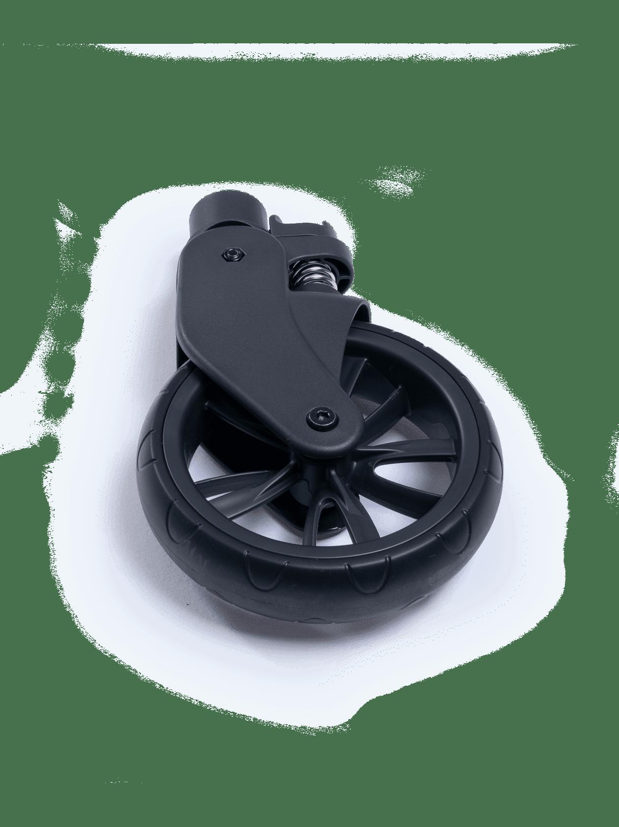 Lime 2020 Front Wheel & Fork (R)