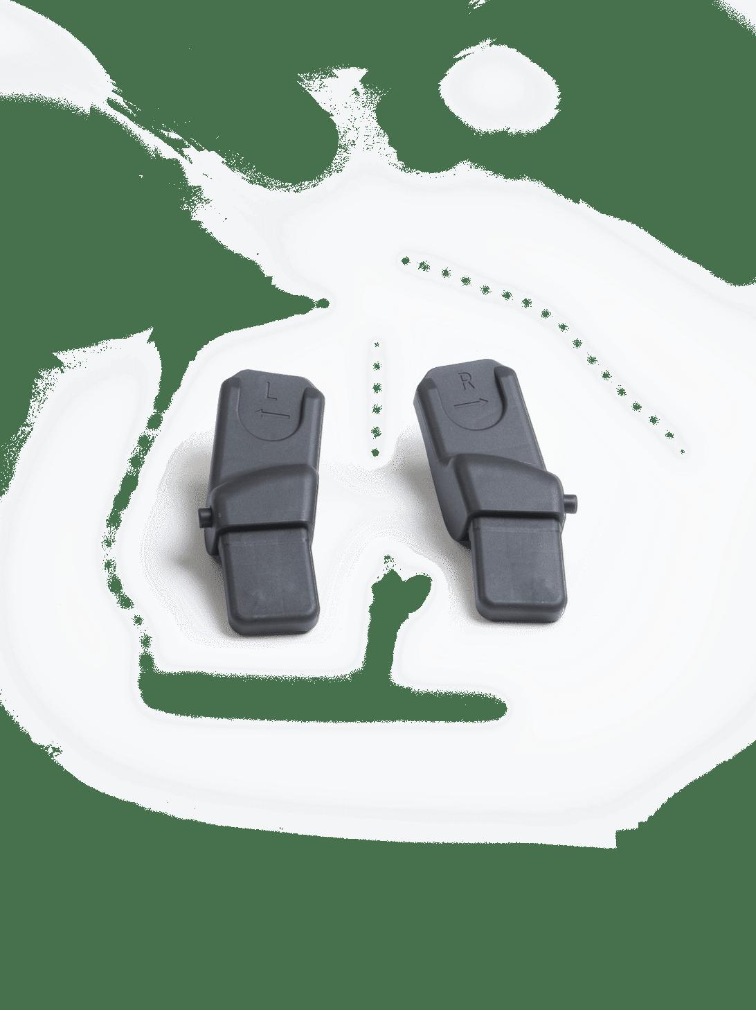 Lime Main Carseat Adaptors
