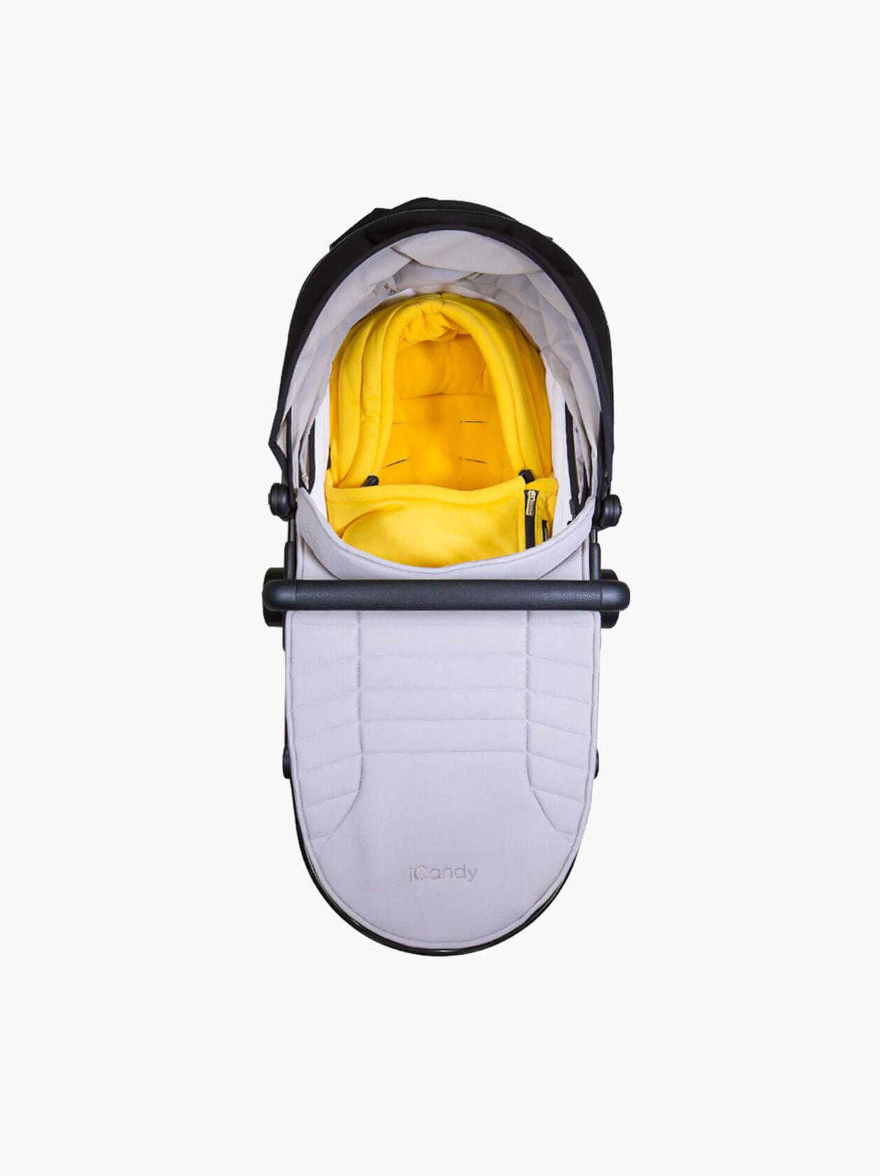 Newborn Pod for iCandy Peach Main Carrycot - Sunflower