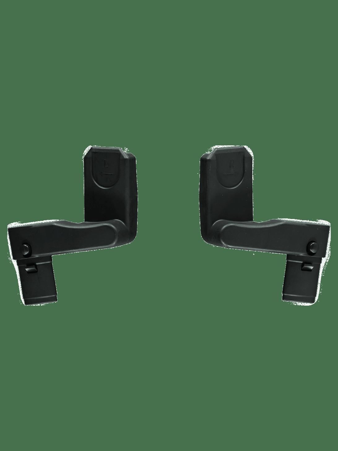 Orange Lower Car Seat Adaptors
