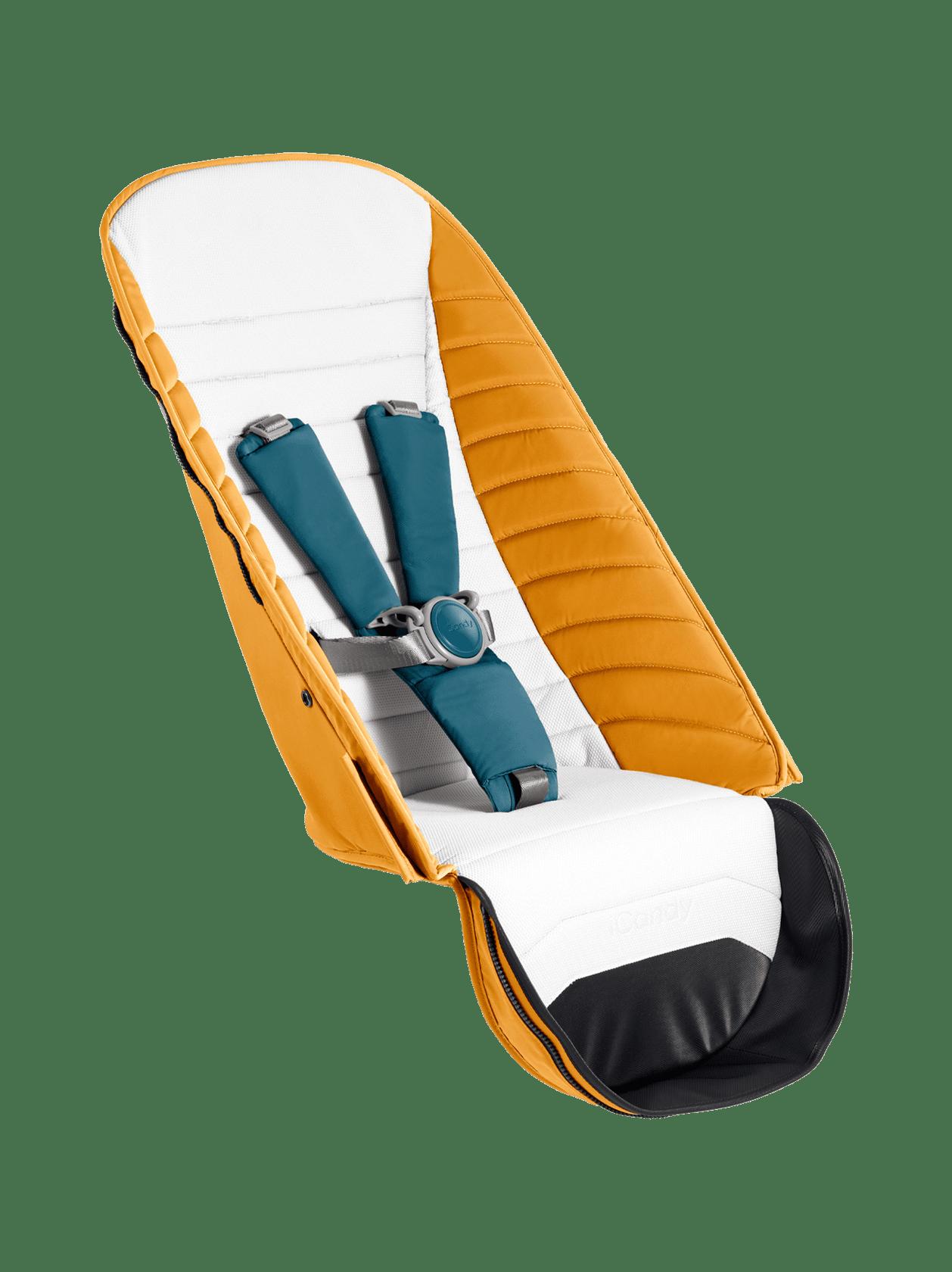 Peach 2nd Seat Fabric - Nectar