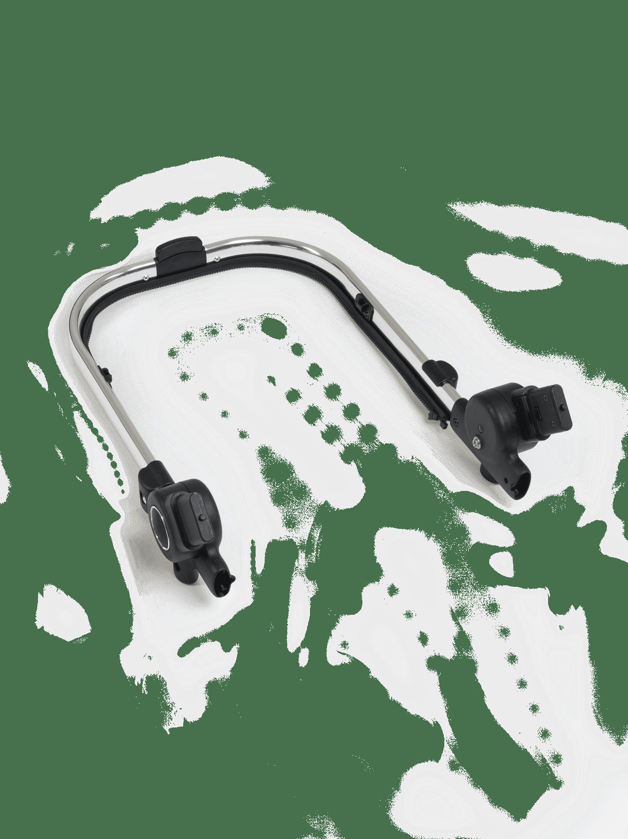 Peach 2020 Seat/Ccot Frame (Head End) - Chrome