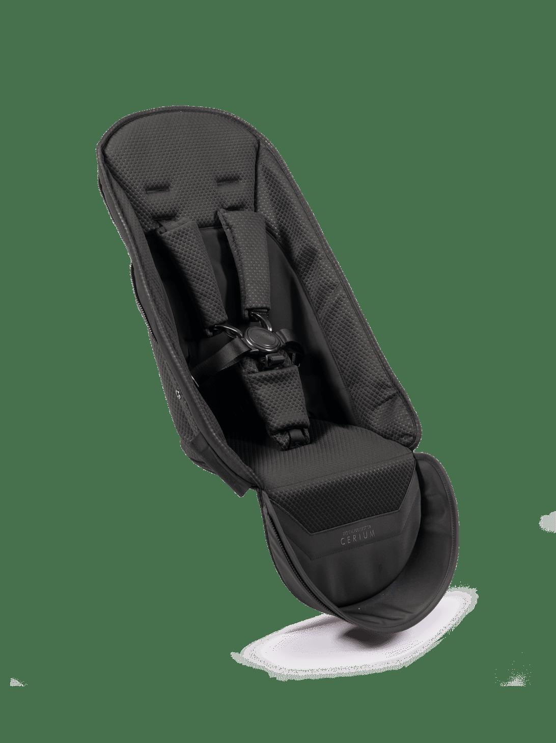 Peach 2nd Seat Fabric - Cerium