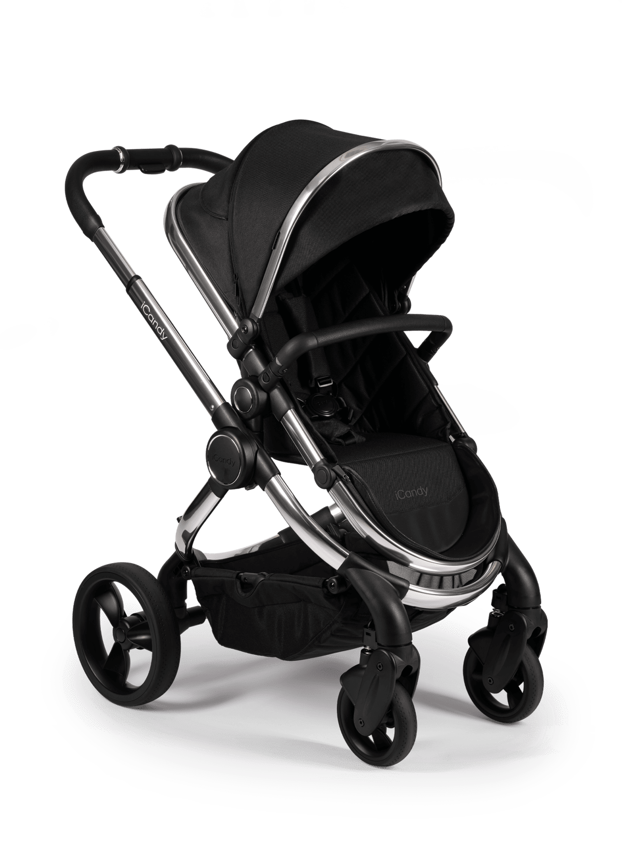 Peach Pushchair and Carrycot - Complete Bundle