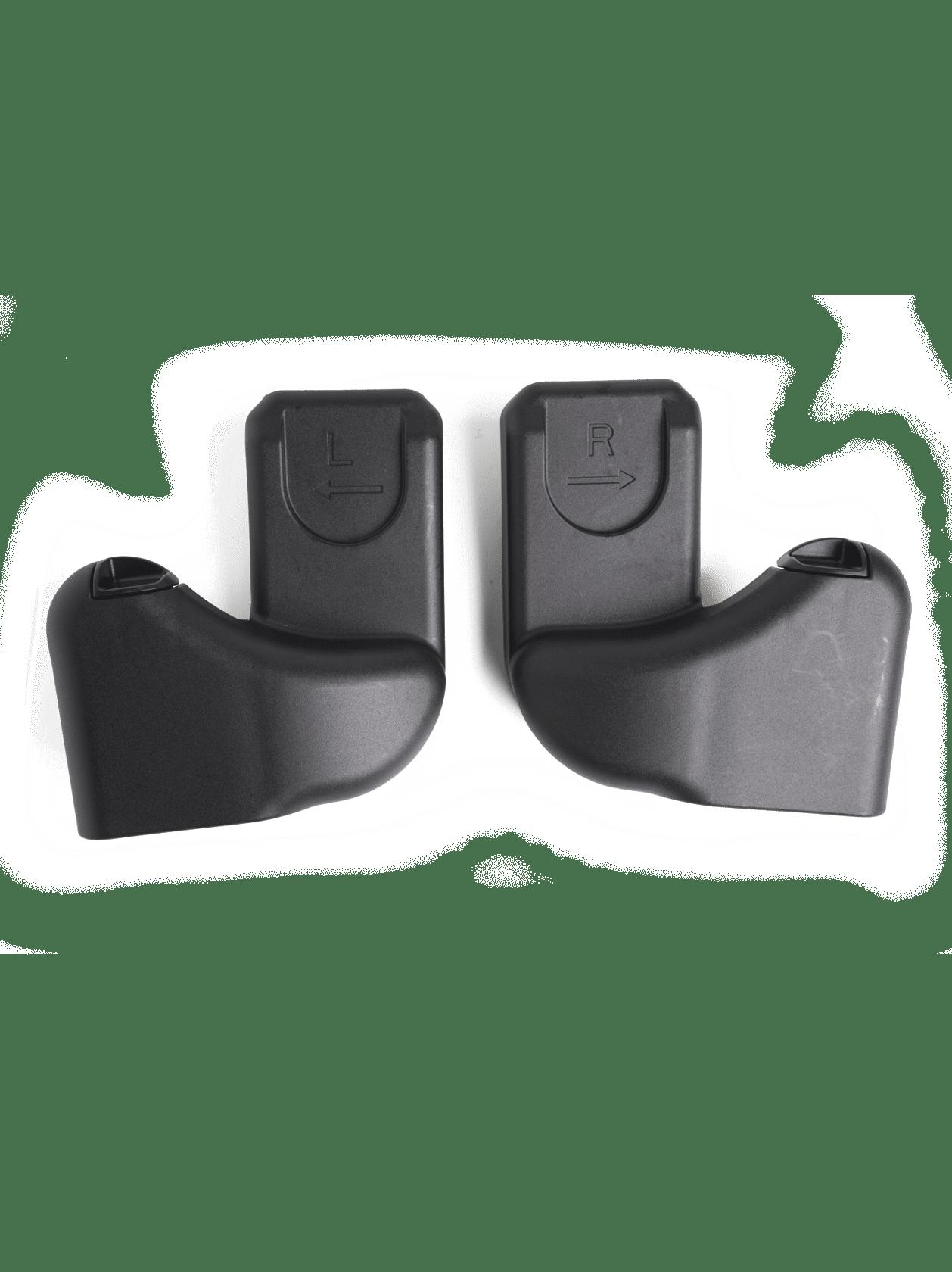 Peach Lower Car Seat Adaptors - 2018