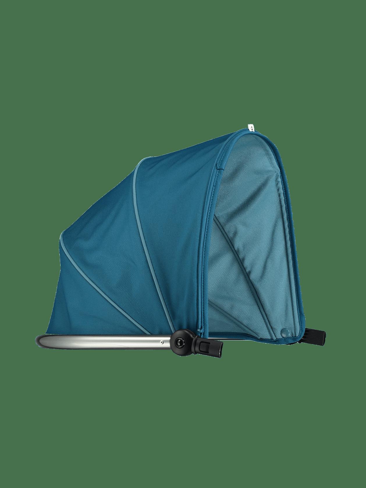 Peach Lower Seat Hood - Peacock
