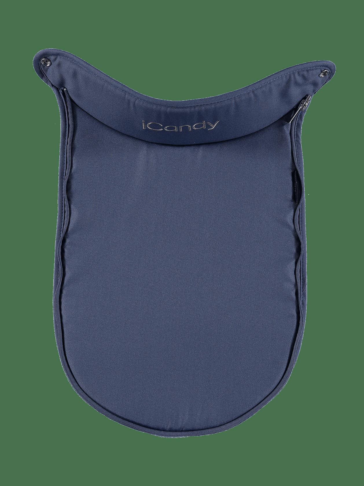 Peach3 Main Carrycot Apron Azure