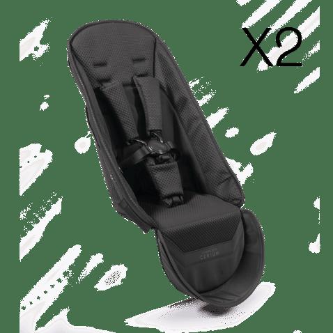 Cerium Seat Unit Fabric x2