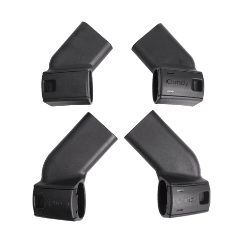 Peach All-Terrain Converter Adaptors